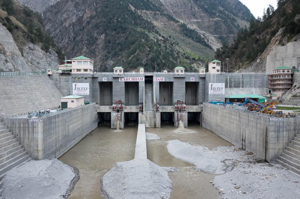 Kamcha Dam, Himachal Pradesh