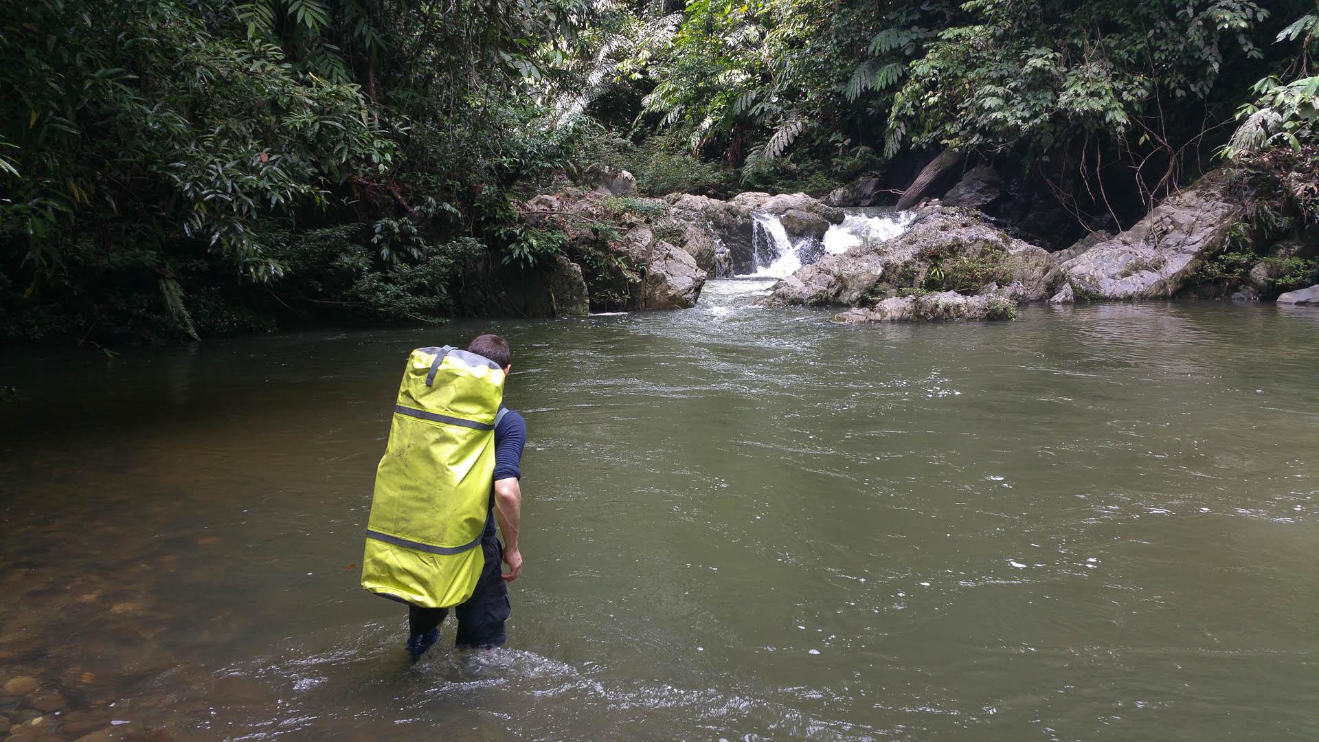 Martin Holland Borneo Explorer and Conservationist