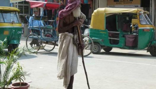 The Beggars of Delhi's Main Bazaar