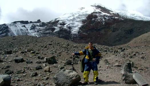 Climbing Mt Chimborazo – Ecuador
