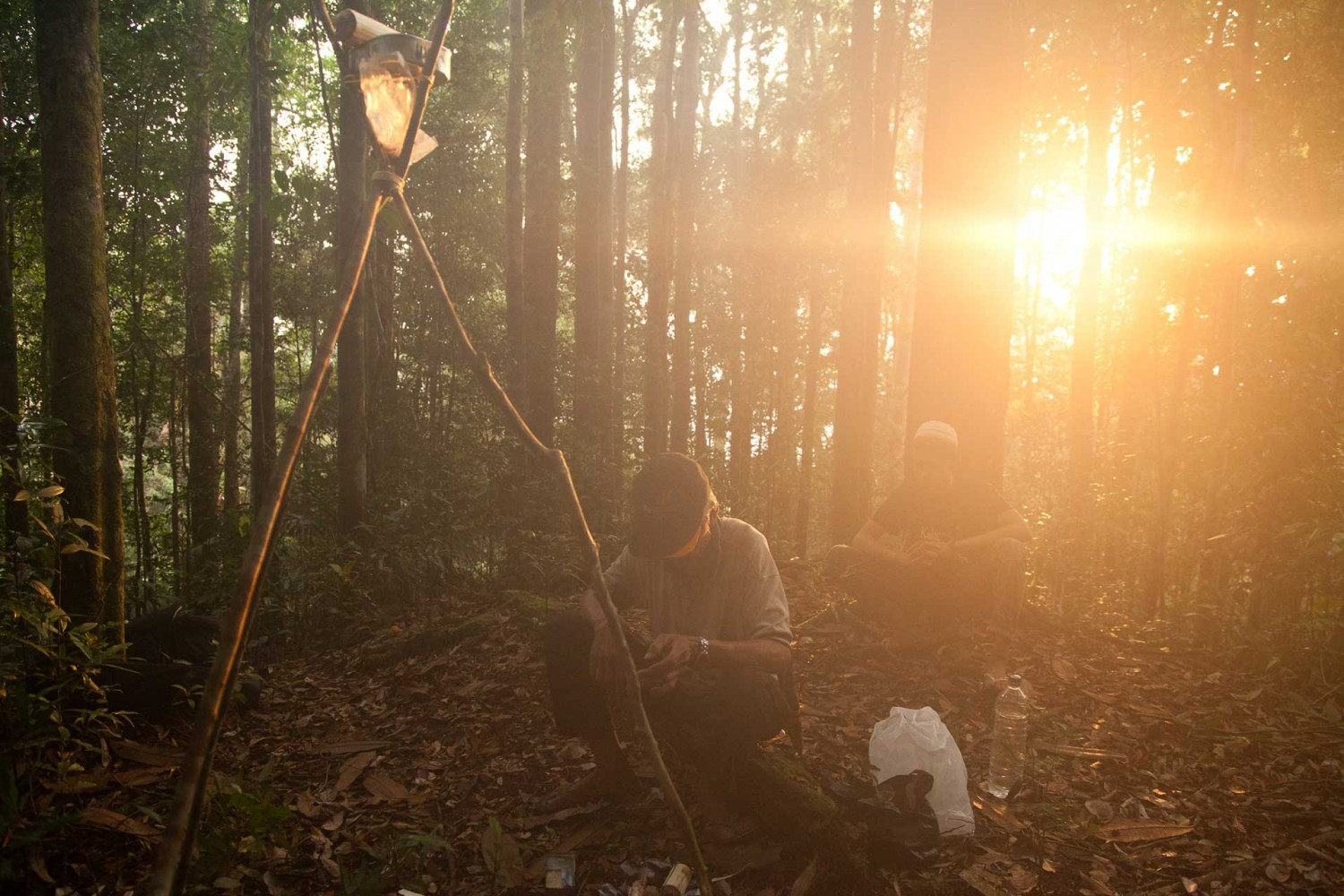 Gunung Bondang Expedition: a Biol-Cultural Survey of an isolated montane forest in Central Kalimantan, Borneo