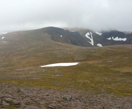 Col south of CairnGorm - Martin Holland